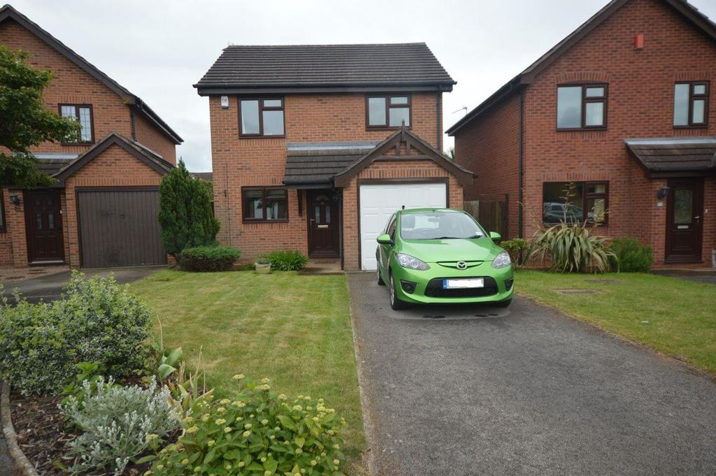 3 Bedrooms Detached House for rent in Patterdale Close, Gamston