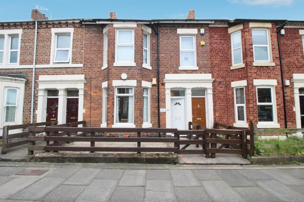 2 Bedrooms Flat for sale in Hotspur Street, Heaton, Newcastle Upon Tyne
