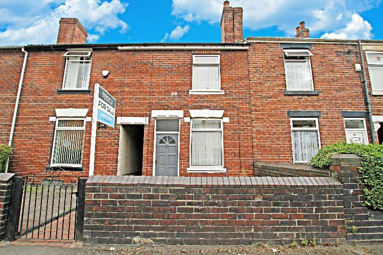 3 Bedrooms Terraced House for sale in Clough Street Rotherham South Yorkshire