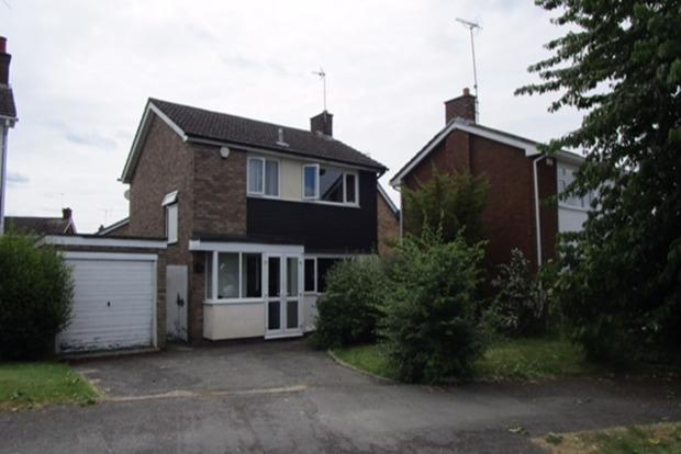 3 Bedrooms Detached House for sale in Park Rise, Western Park, LE3