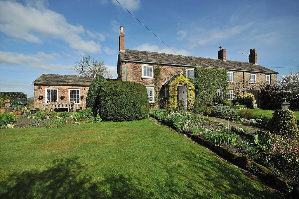 4 Bedrooms Detached House for sale in Woodhouse End Road, Gawsworth