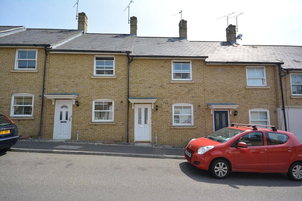 2 Bedrooms Terraced House for sale in Wickham Crescent, Braintree, Essex, CM7