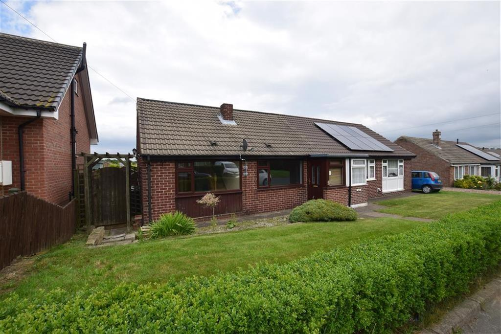3 Bedrooms Semi Detached Bungalow for sale in Gilthwaites Cres, Denby Dale, Huddersfield, HD8
