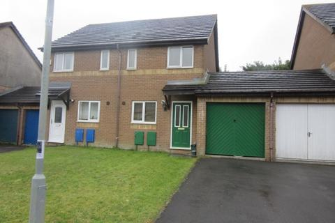 2 bedroom semi-detached house to rent - Broad Haven Close, Penplas, Swansea. SA5 7NF