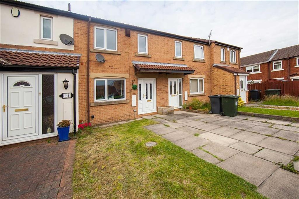 3 Bedrooms Terraced House for sale in Ribblesdale, Wallsend, Tyne And Wear, NE28