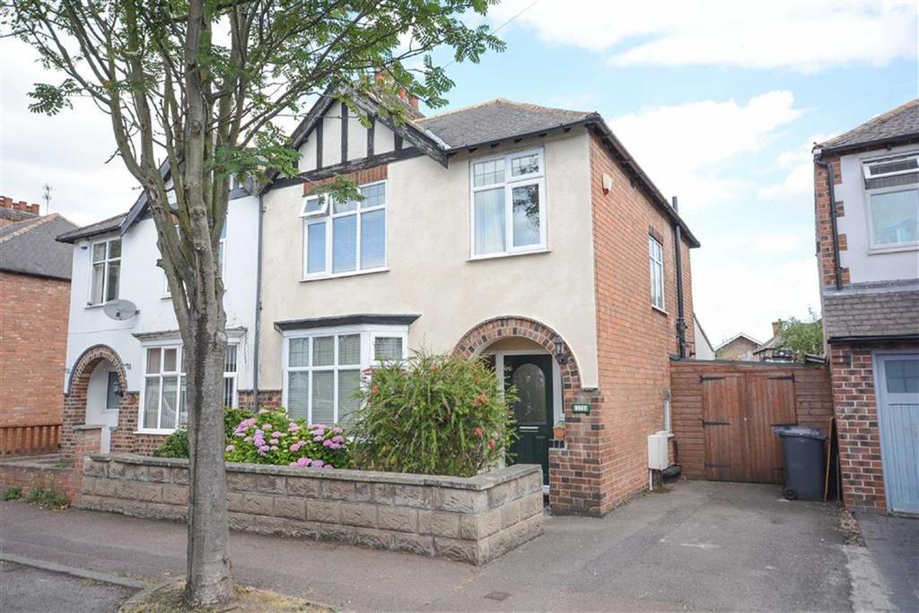 3 Bedrooms Semi Detached House for sale in Rutland Road, West Bridgford