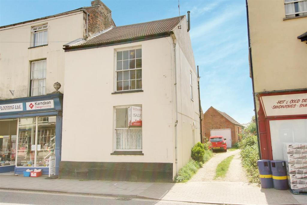 3 Bedrooms Semi Detached House for sale in 4a West Street, Alford