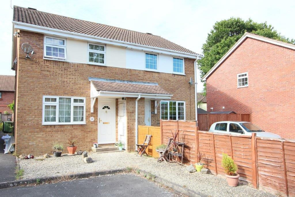 3 Bedrooms Semi Detached House for sale in Cudworth Mead, Grange Park SO30