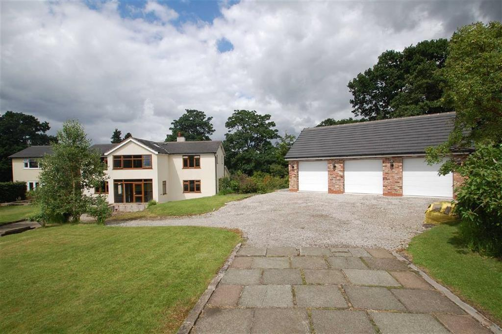 4 Bedrooms Detached House for sale in Moggie Lane, Adlington, Cheshire
