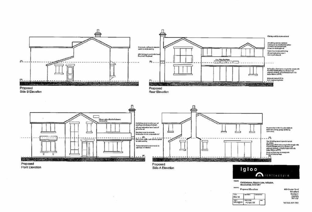 Moggie Lane Adlington Cheshire 4 Bed Detached House 163