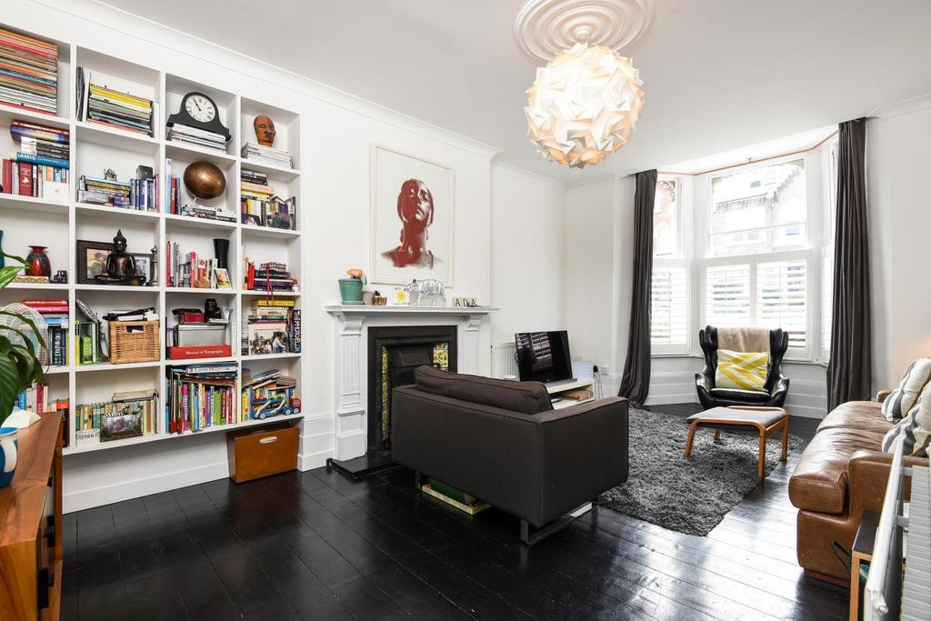 3 Bedrooms Flat for sale in Marmora Road, East Dulwich