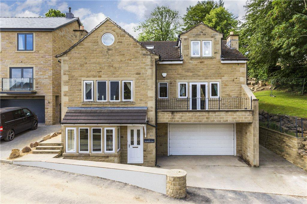 5 Bedrooms Detached House for sale in Myddleton View, Ilkley, West Yorkshire