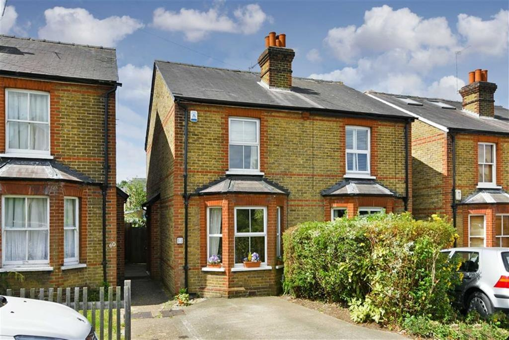 2 Bedrooms Semi Detached House for sale in Albert Road, Epsom, Surrey