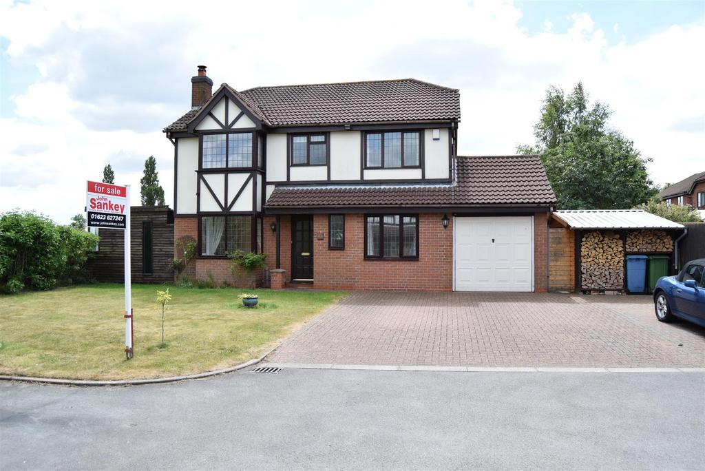 5 Bedrooms House for sale in Wheatfield Crescent, Mansfield Woodhouse, Mansfield