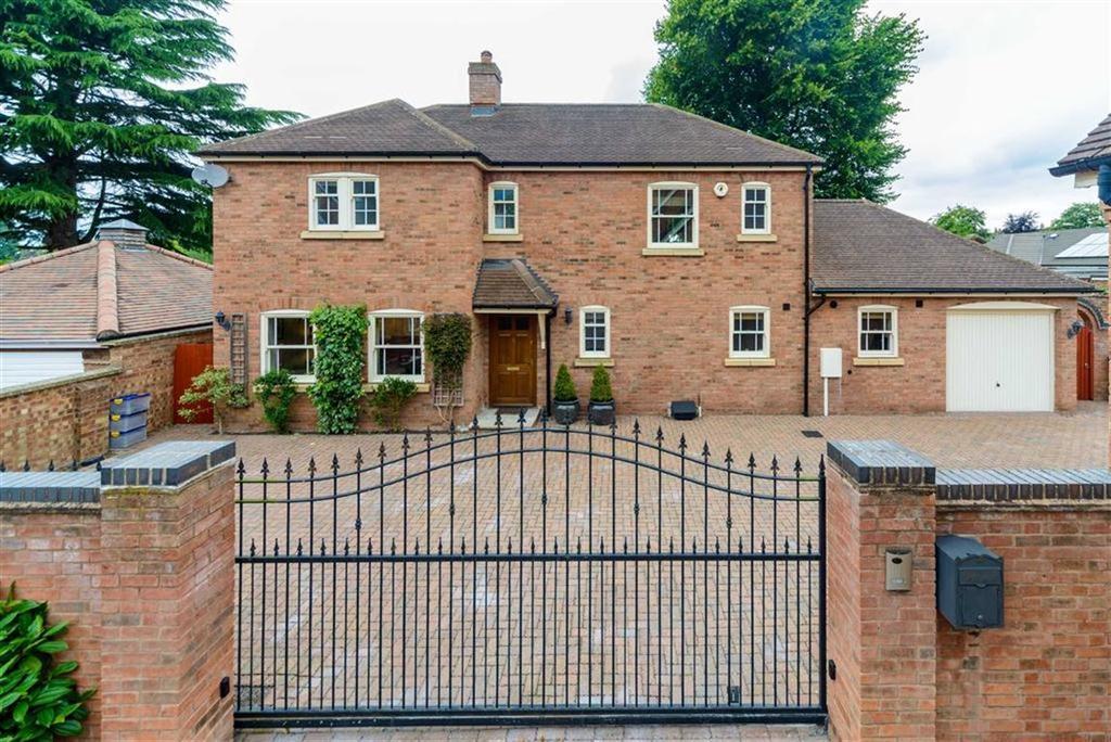 4 Bedrooms Detached House for sale in Lillington Avenue, Leamington Spa