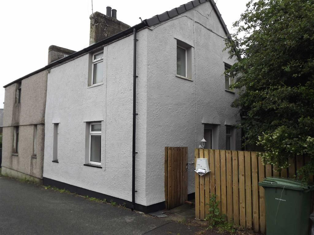 2 Bedrooms Semi Detached House for sale in Lon Cilgwyn, Llanerchymedd, Anglesey
