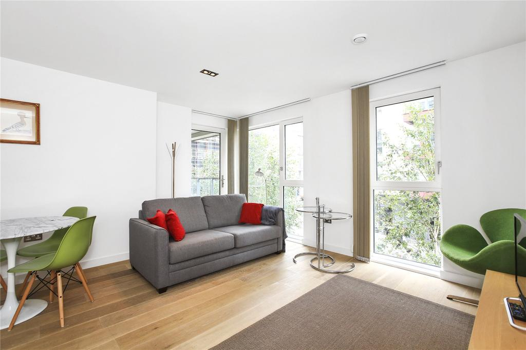 1 Bedroom Flat for sale in Courtyard Apartments, 3 Avantgarde Place, London, E1