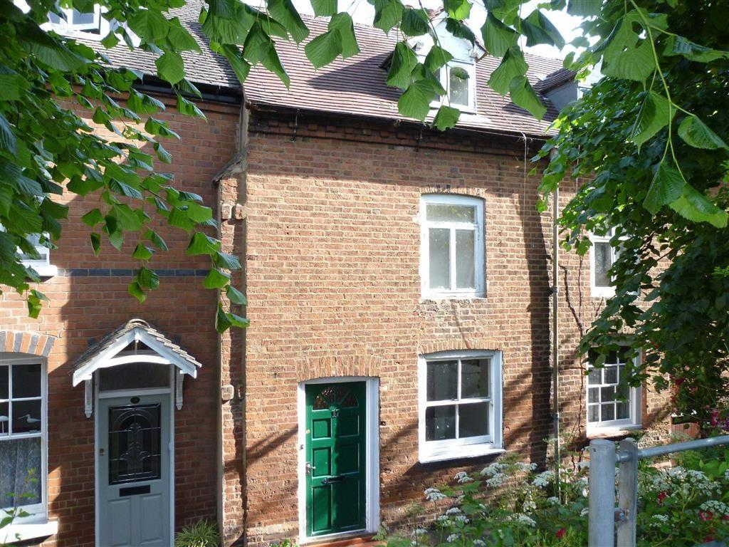 2 Bedrooms Terraced House for sale in St Leonards Close, Bridgnorth, Shropshire