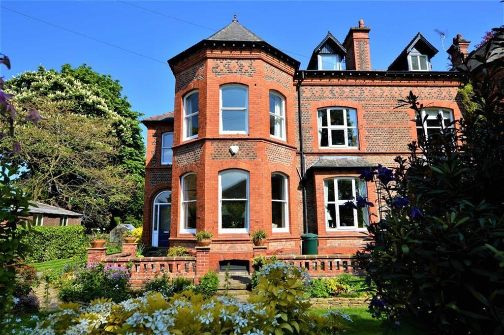 7 Bedrooms Semi Detached House for sale in Enville Road, Bowdon, Cheshire, WA14