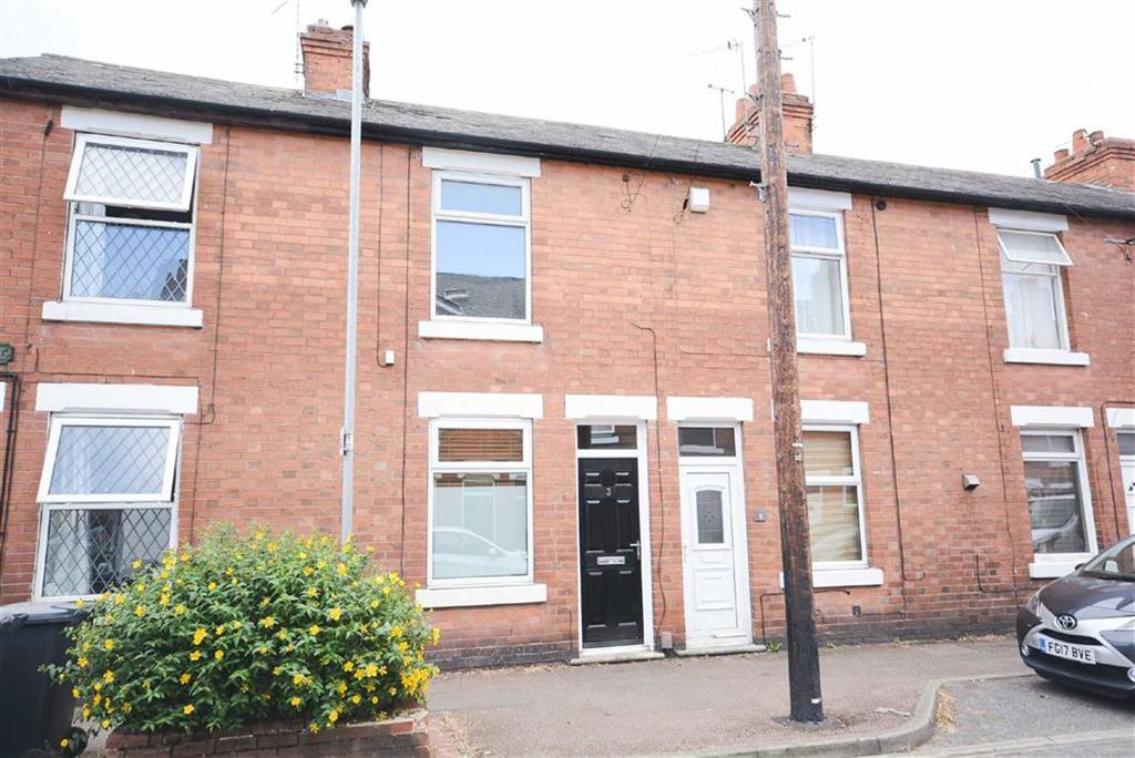 2 Bedrooms Terraced House for sale in Clumber Road, West Bridgford