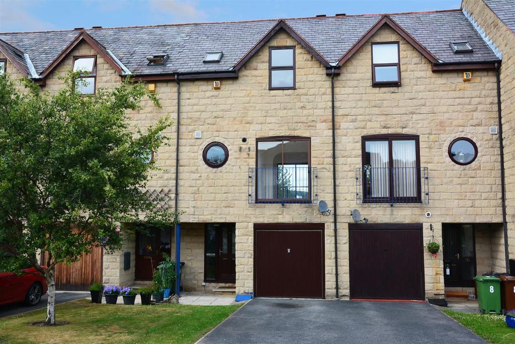 2 Bedrooms Town House for sale in Keel Moorings, Rodley