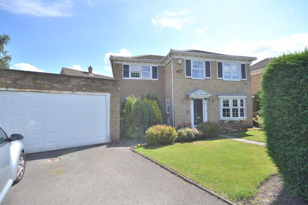 4 Bedrooms Detached House for sale in Shadwell Park Avenue, Alwoodley, Leeds
