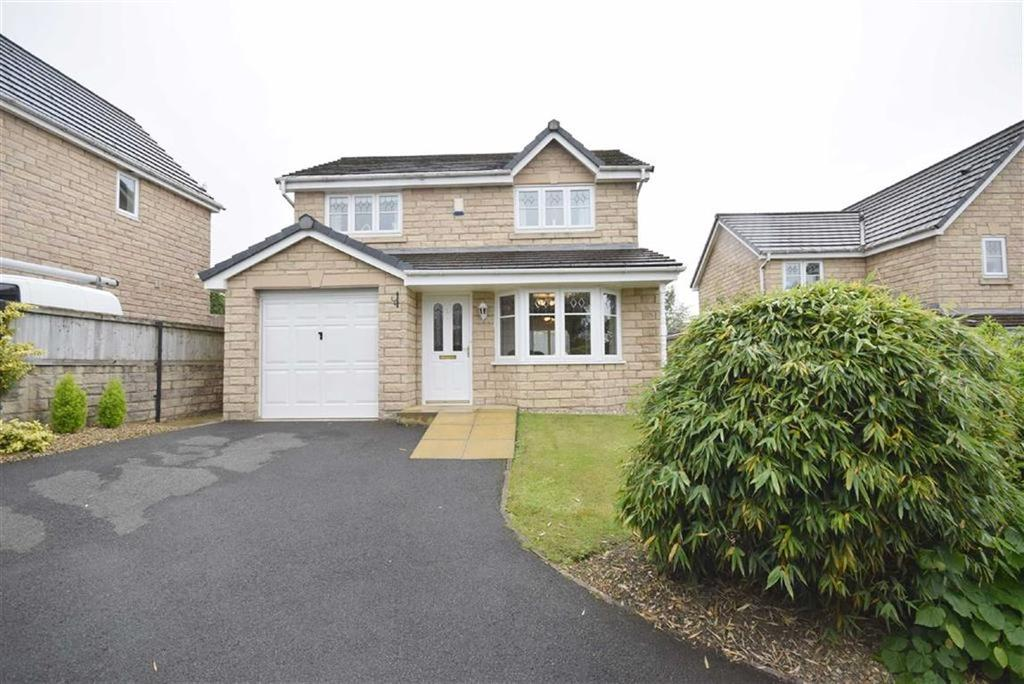 3 Bedrooms Detached House for sale in Priory Chase, Nelson, Lancashire