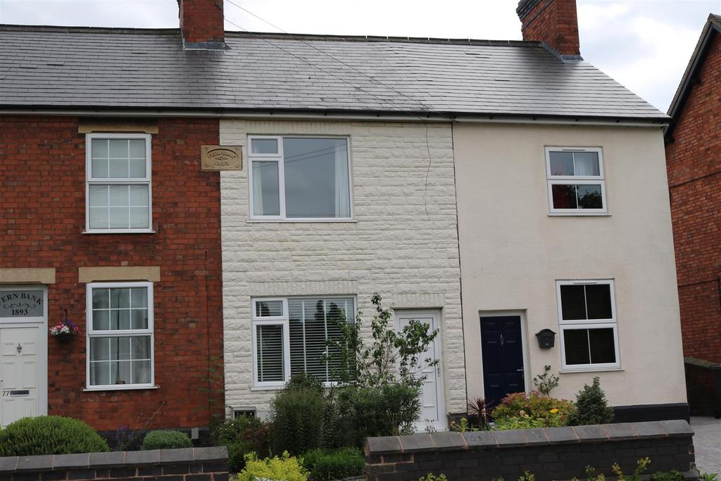 2 Bedrooms Terraced House for sale in High Street, Dosthill, Tamworth