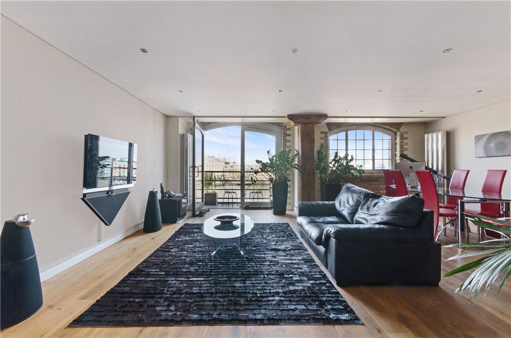 2 Bedrooms Flat for sale in Shad Thames, London, SE1
