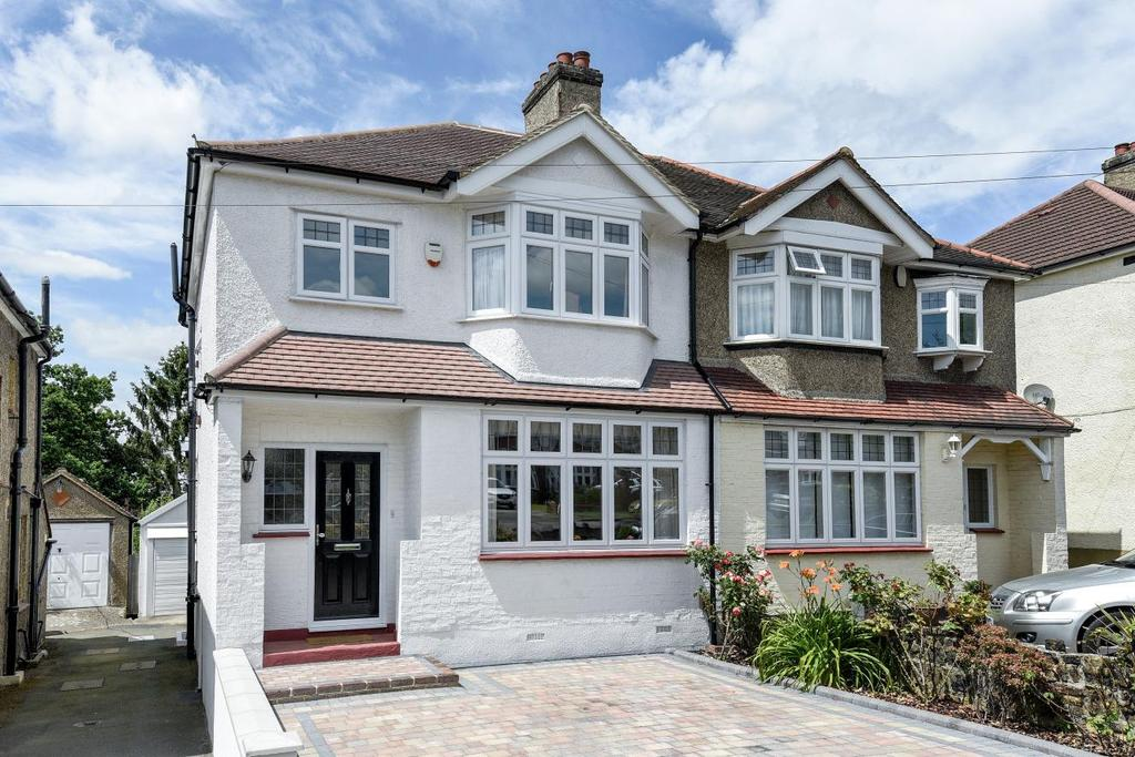 3 Bedrooms Semi Detached House for sale in The Avenue, West Wickham, BR4