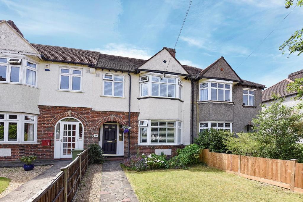 3 Bedrooms Terraced House for sale in Glebe Way, West Wickham, BR4