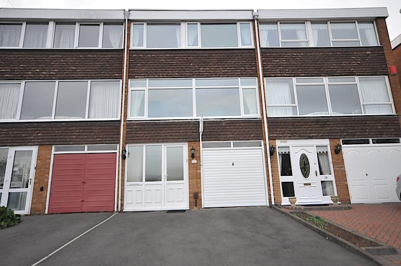 3 Bedrooms Town House for sale in OLDSWINFORD - Redhill Close