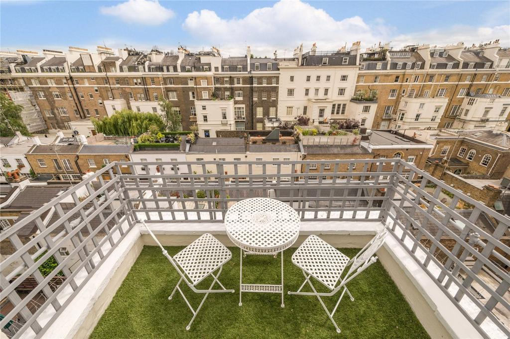 1 Bedroom Flat for sale in Strathearn Place, London