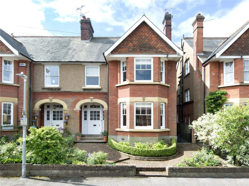 5 Bedrooms Semi Detached House for sale in Eardley Road, Sevenoaks, Kent, TN13