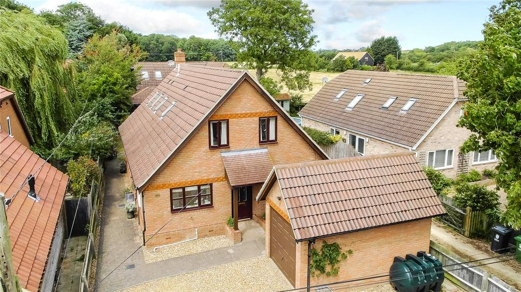 4 Bedrooms Detached House for sale in West Drive, Highfields Caldecote, Cambridge