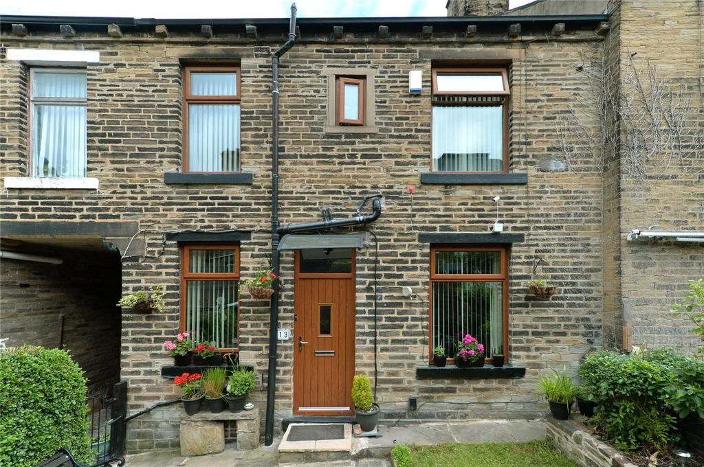 2 Bedrooms Terraced House for sale in Melrose Street, Bradford, West Yorkshire, BD7