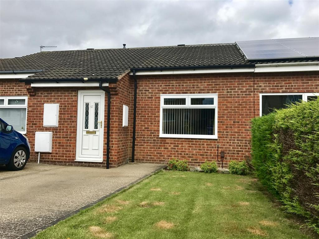 1 Bedroom Terraced Bungalow for sale in Beckwith Road, Yarm