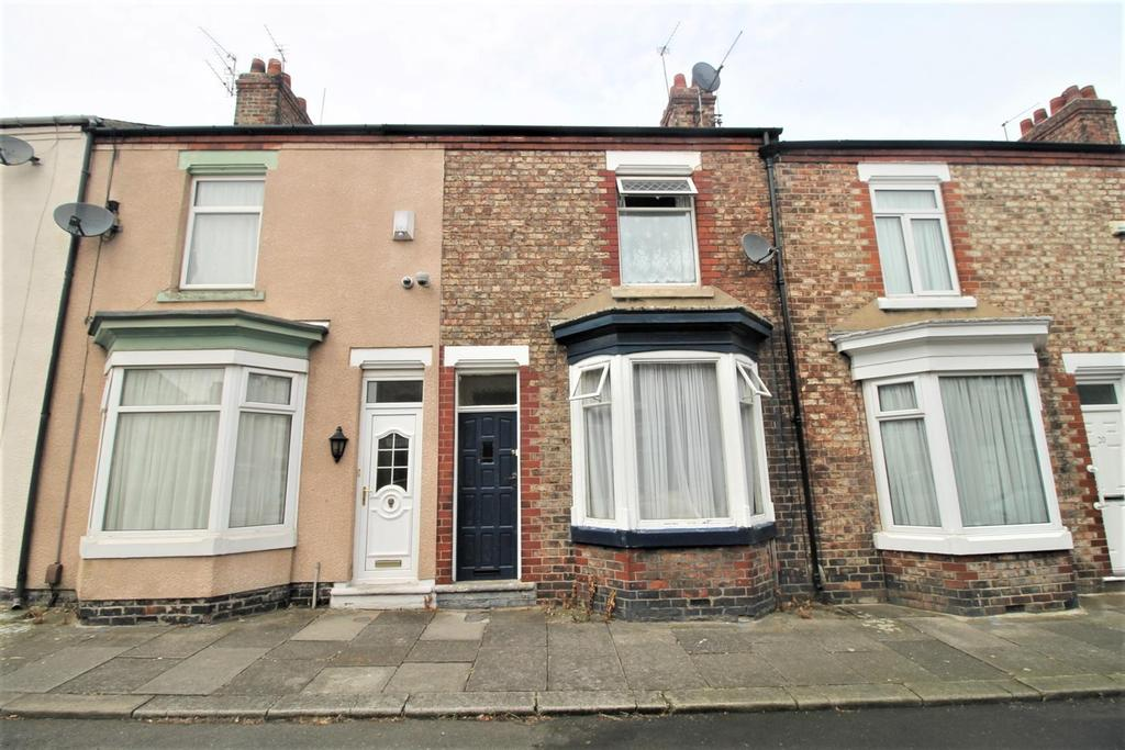2 Bedrooms Terraced House for sale in Cameron Street, Stockton-On-Tees