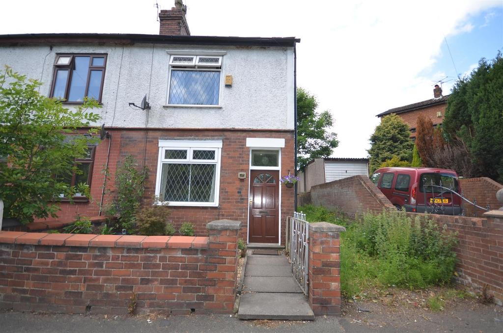2 Bedrooms Terraced House for sale in Chorley Road, Standish, Wigan