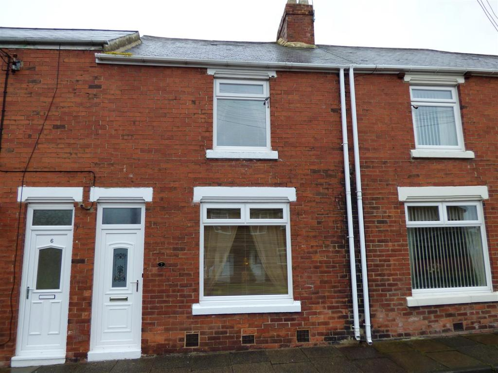 2 Bedrooms Terraced House for sale in James Terrace, Fencehouses, Houghton Le Spring