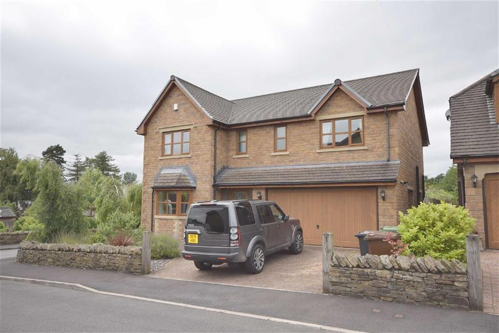 4 Bedrooms Detached House for sale in Meadow Edge, Higherford, Lancashire