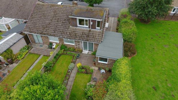 2 Bedrooms Semi Detached Bungalow for sale in ROSEDALE CLOSE, SEDGEFIELD, SEDGEFIELD DISTRICT