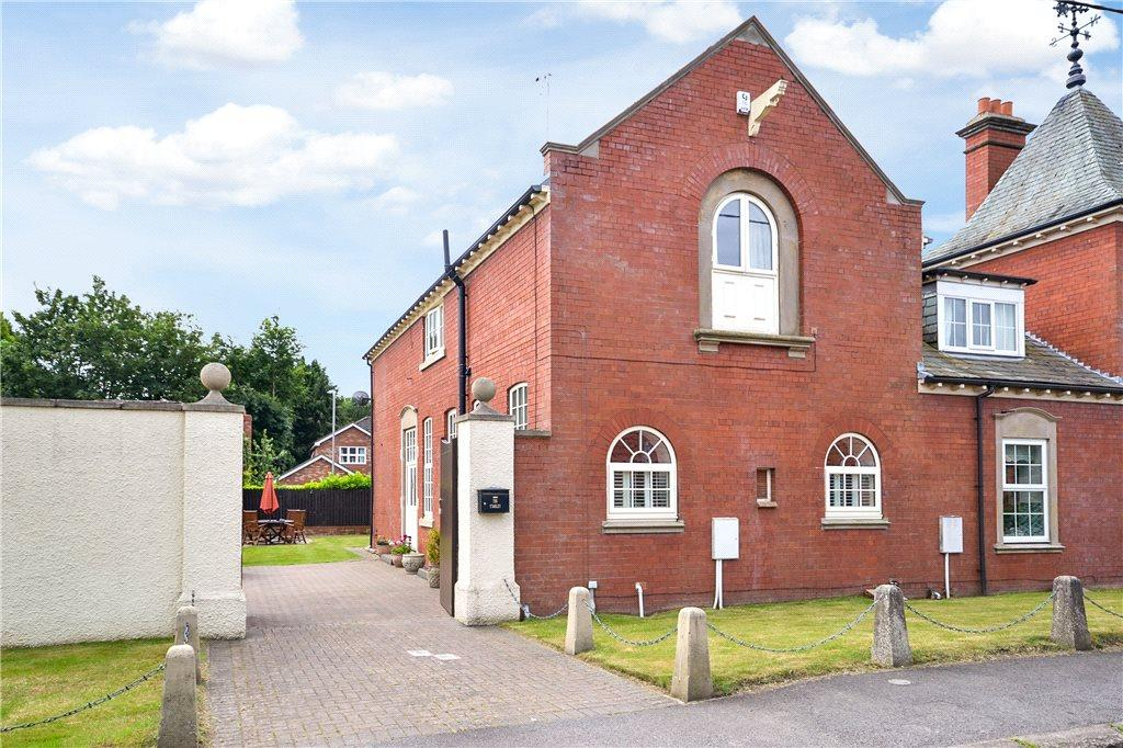4 Bedrooms Semi Detached House for sale in The Stables, Elton, Stockton On Tees