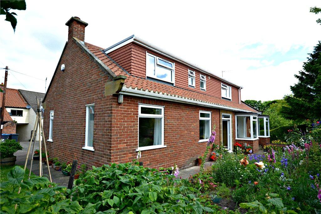 3 Bedrooms Detached Bungalow for sale in West End, Stokesley, North Yorkshire