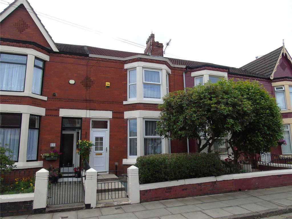 3 Bedrooms Terraced House for sale in Harley Street, Orrell Park, Liverpool, L9