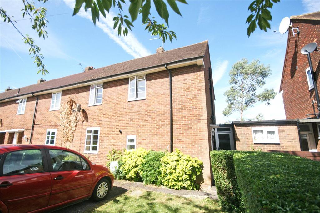 3 Bedrooms End Of Terrace House for sale in Twelve Acres, Welwyn Garden City, Hertfordshire