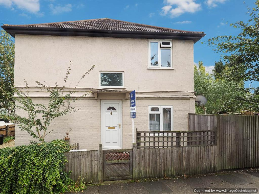 3 Bedrooms Maisonette Flat for sale in Meopham Road, MItcham, Surrey CR4