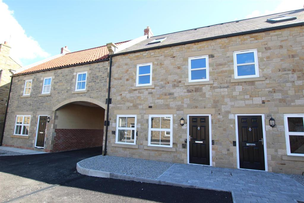 4 Bedrooms Terraced House for sale in The Old School, Staindrop