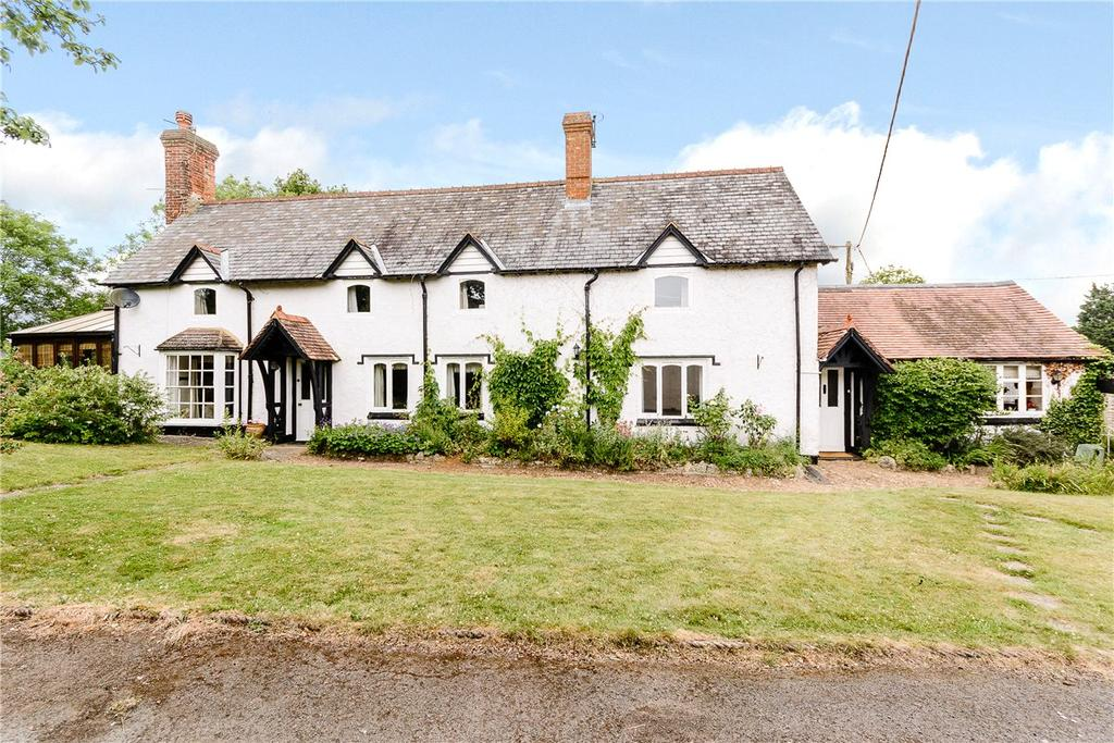 5 Bedrooms House for sale in Valley Road, Finmere, Buckingham, Oxfordshire, MK18