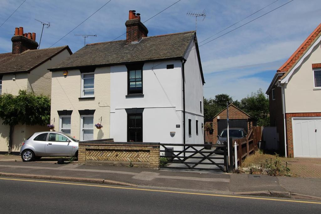 2 Bedrooms Cottage House for sale in St Marys Lane, Upminster, Essex, RM14